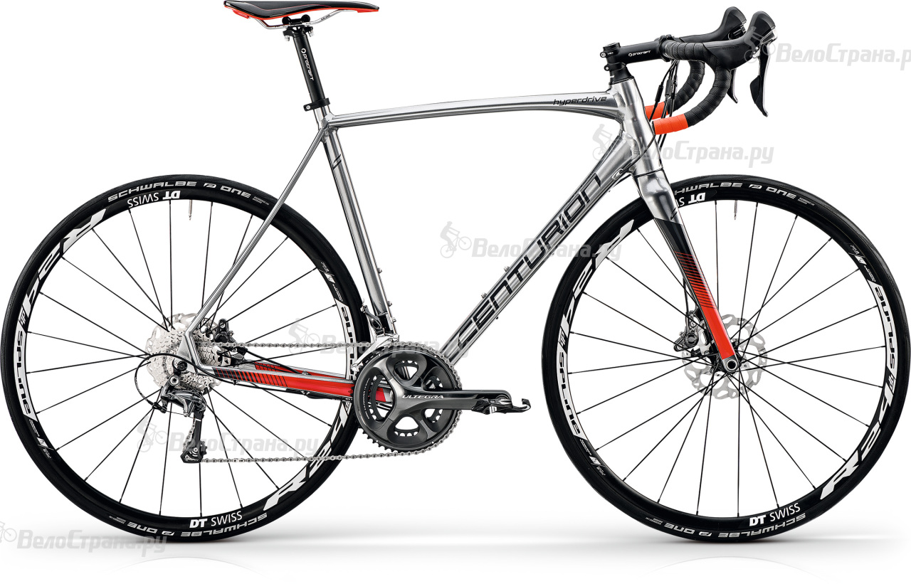 Велосипед Centurion Hyperdrive Disc 4000 (2017)