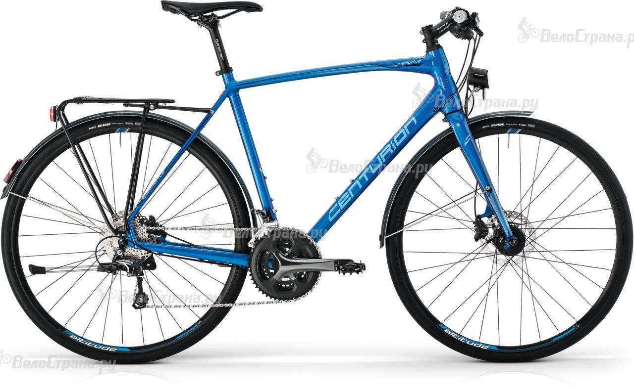Велосипед Centurion Speeddrive Disc 1000 EQ (2017) велосипед centurion e co style 510 2017
