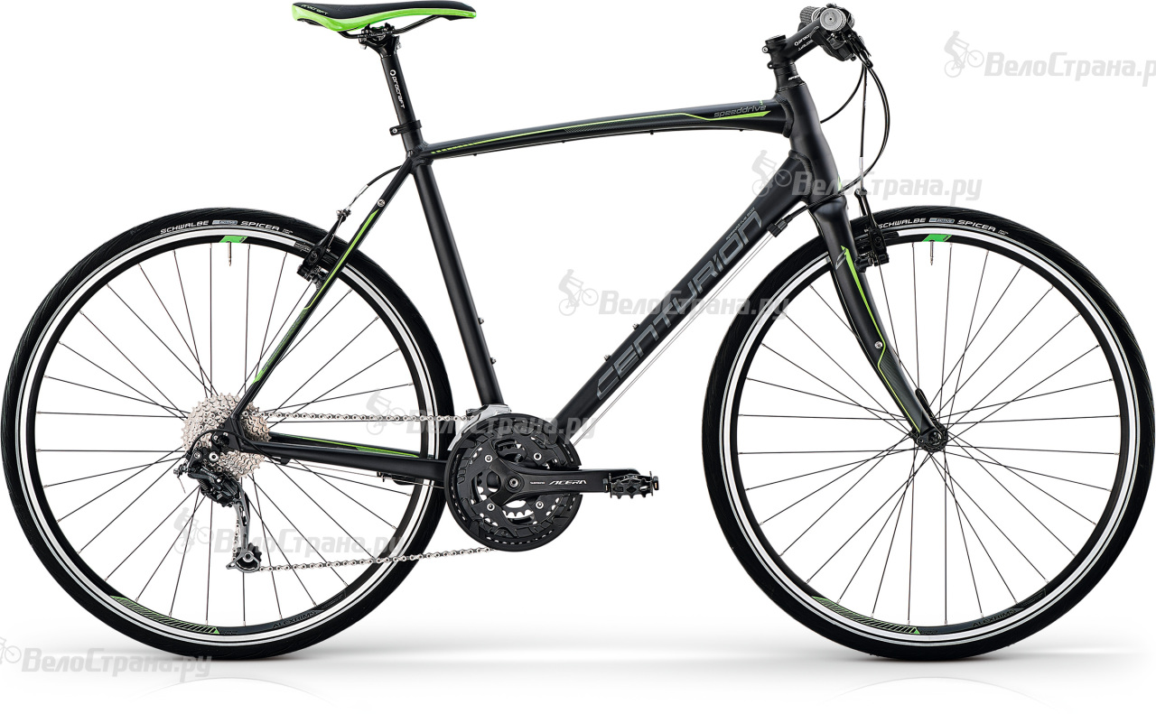 Велосипед Centurion Speeddrive 500 (2017)