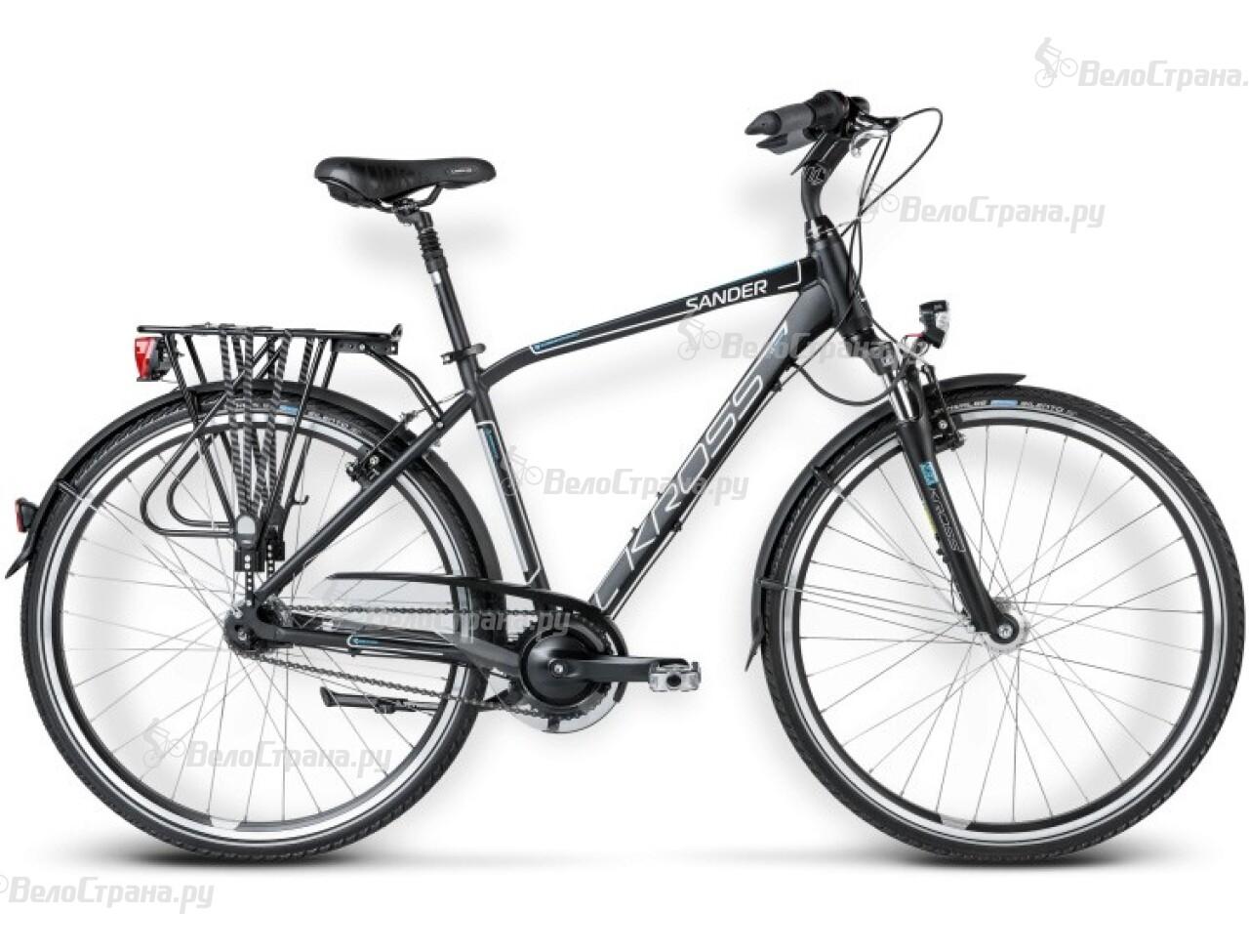 Велосипед Kross TRANS SANDER (2016) велосипед kross trans sander 2015