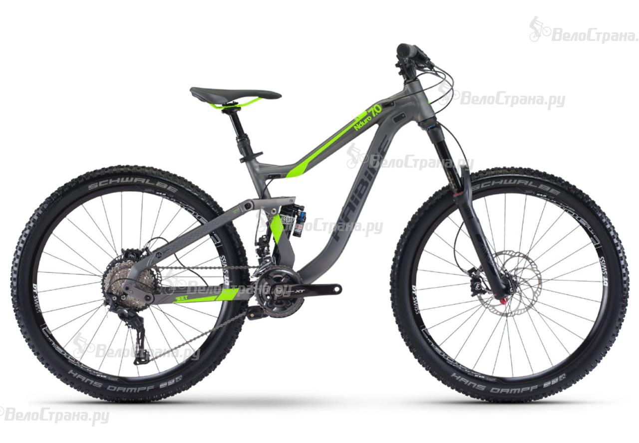 Велосипед Haibike Seet Nduro 7.0 (2017)