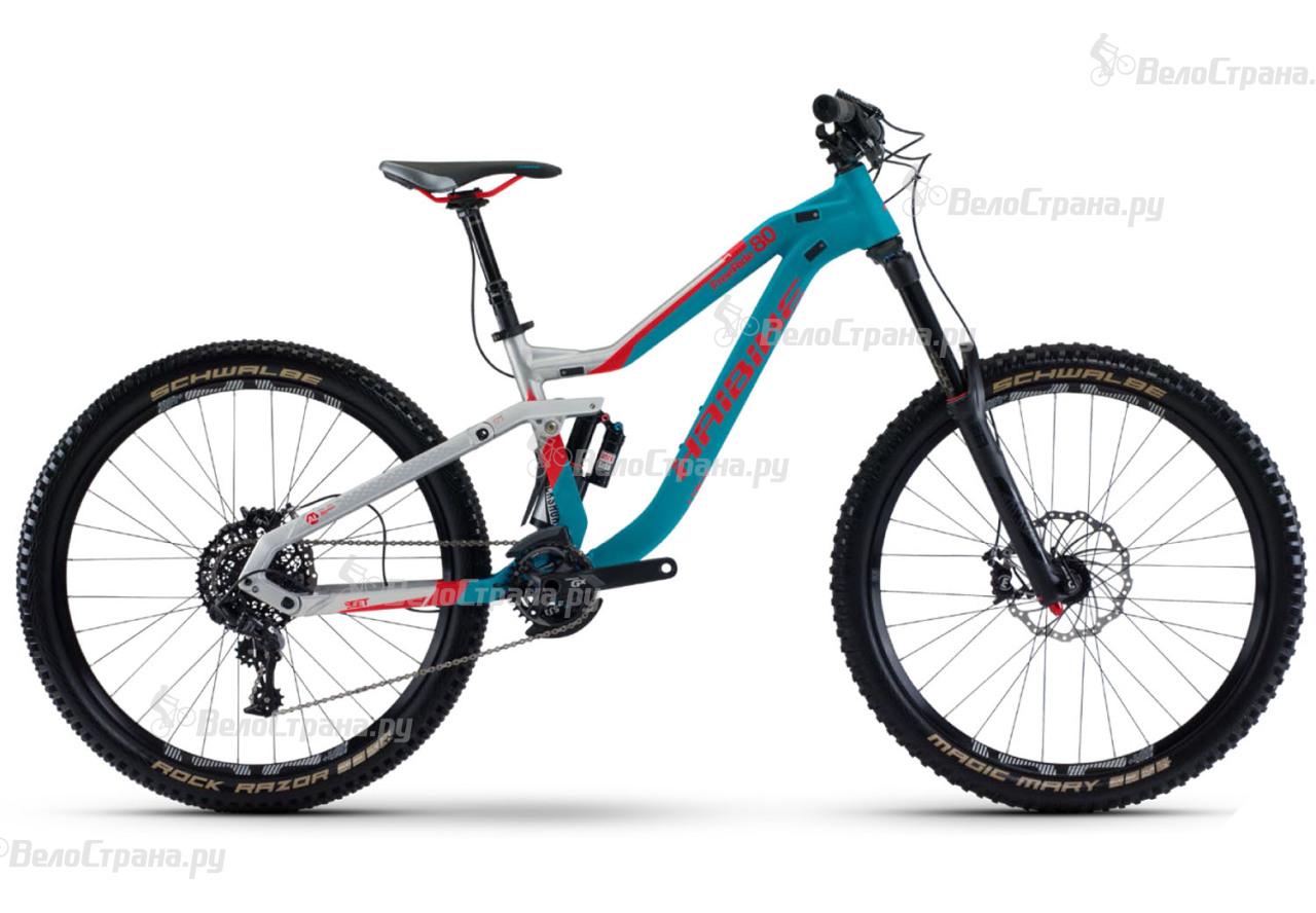 Велосипед Haibike Seet FreeRide 8.0 (2017)
