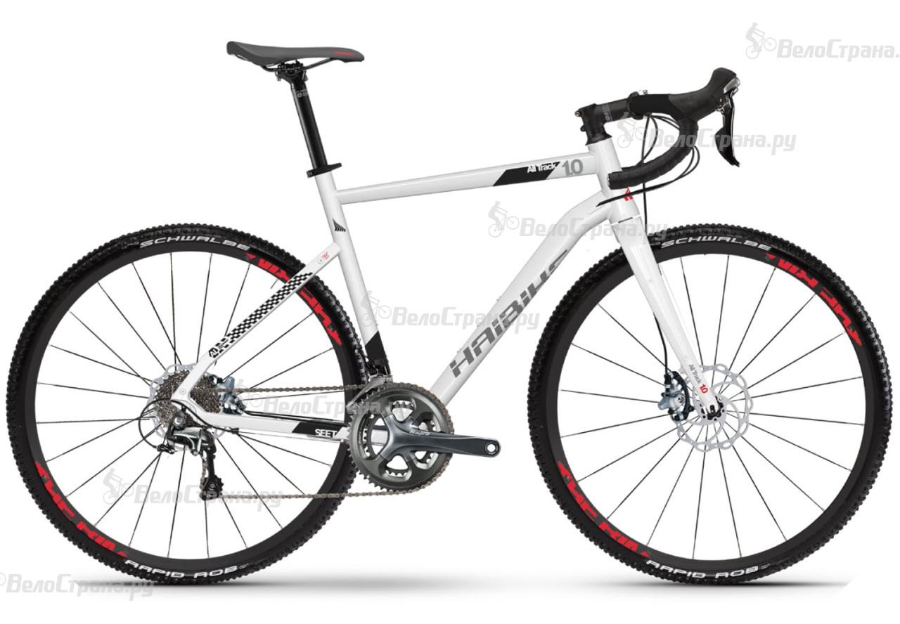 Велосипед Haibike Seet AllTrack 1.0 (2017)