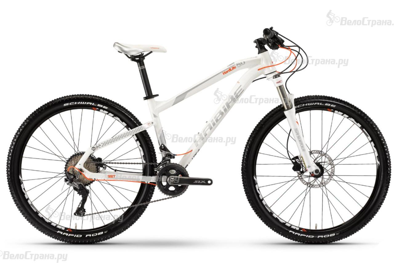 Велосипед Haibike Seet HardLife 5.0 (2017) seet hardlife 1 0 27 5 21s ty300 40cm 4165021740