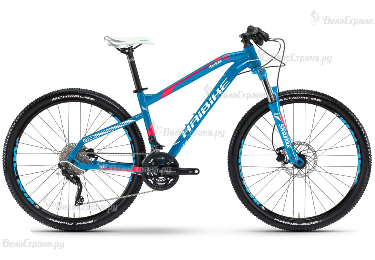 Велосипед Haibike Seet HardLife 4.0 (2017) seet hardlife 1 0 27 5 21s ty300 40cm 4165021740
