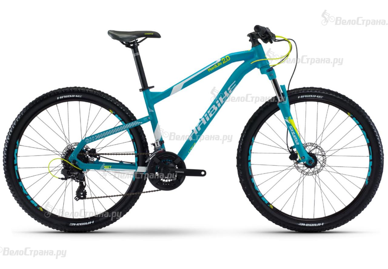 Велосипед Haibike Seet HardLife 2.0 (2017) seet hardlife 1 0 27 5 21s ty300 40cm 4165021740