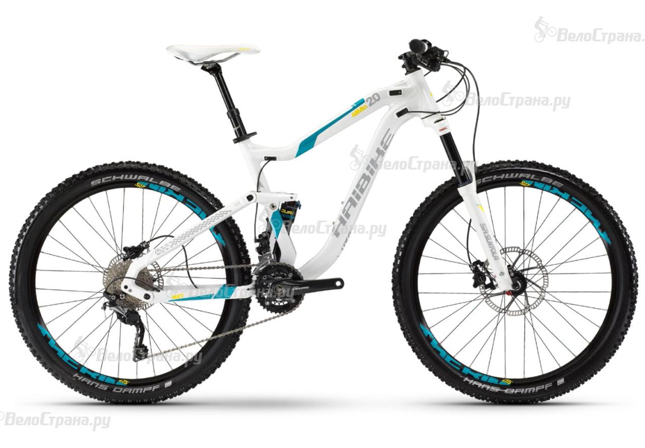 Велосипед Haibike Seet AllMtn Life 2.0 (2017)