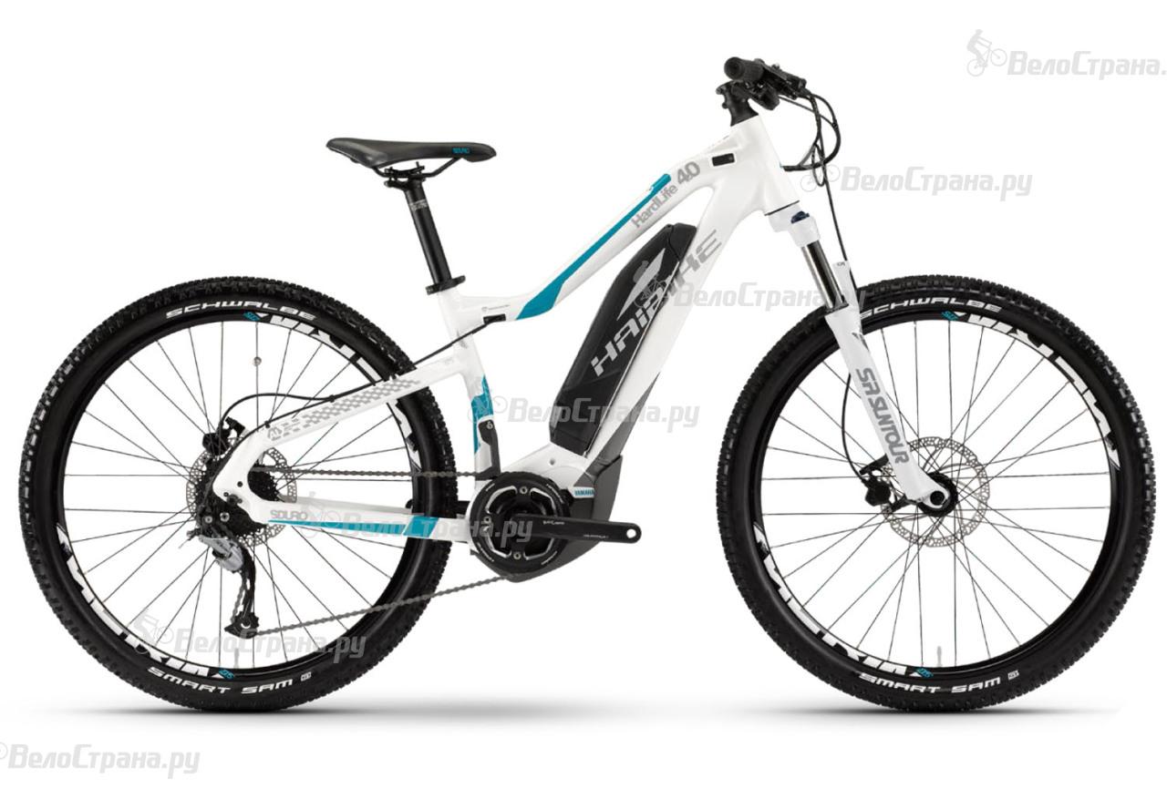 Велосипед Haibike Sduro HardLife 4.0 (2017) seet hardlife 1 0 27 5 21s ty300 40cm 4165021740