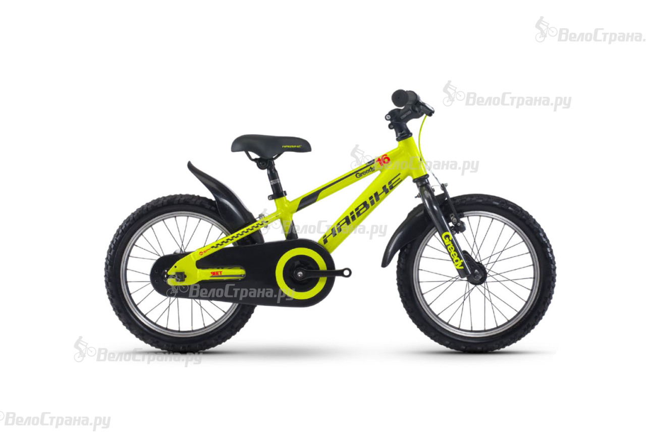 Велосипед Haibike Seet Greedy 16 (2017) mr greedy