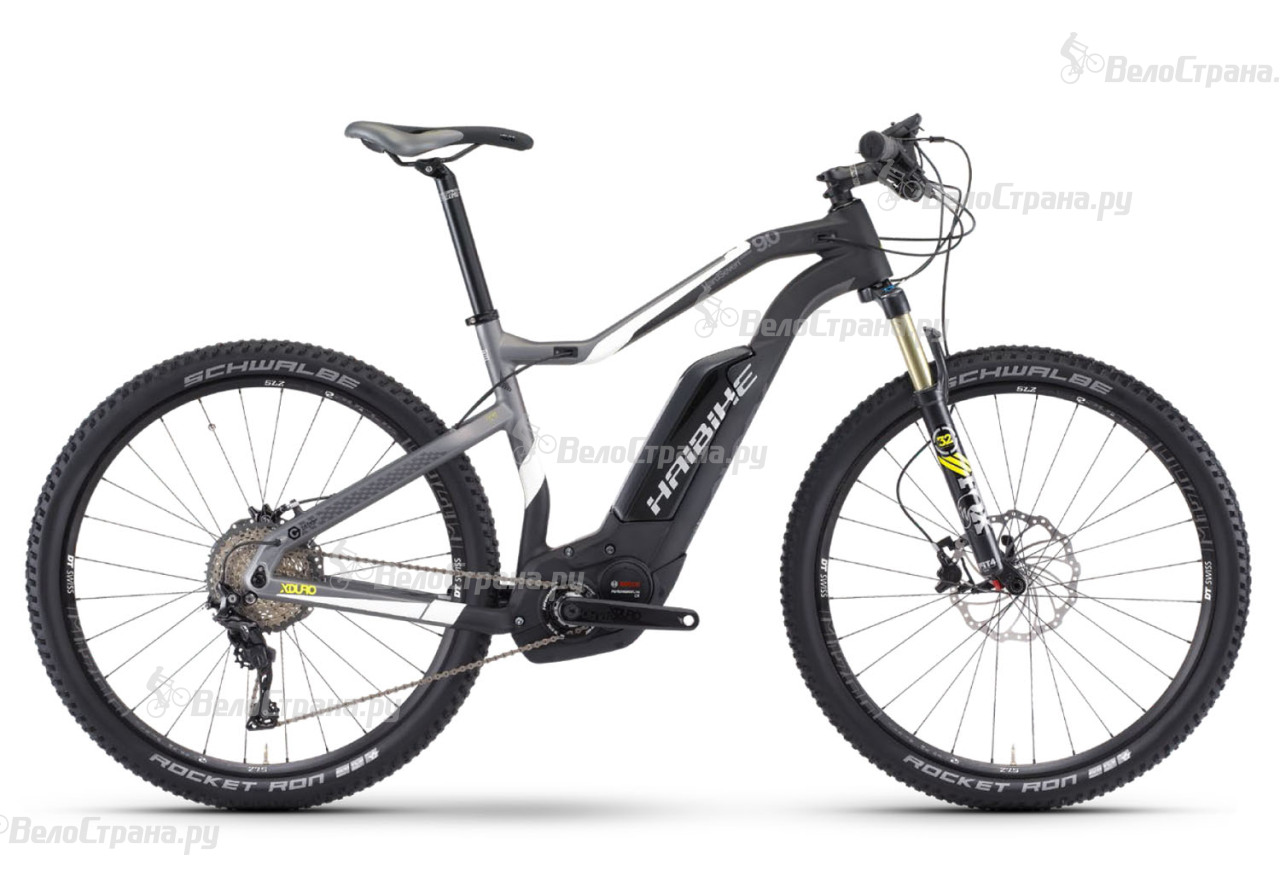 Велосипед Haibike Xduro HardSeven Carbon 9.0 (2017)