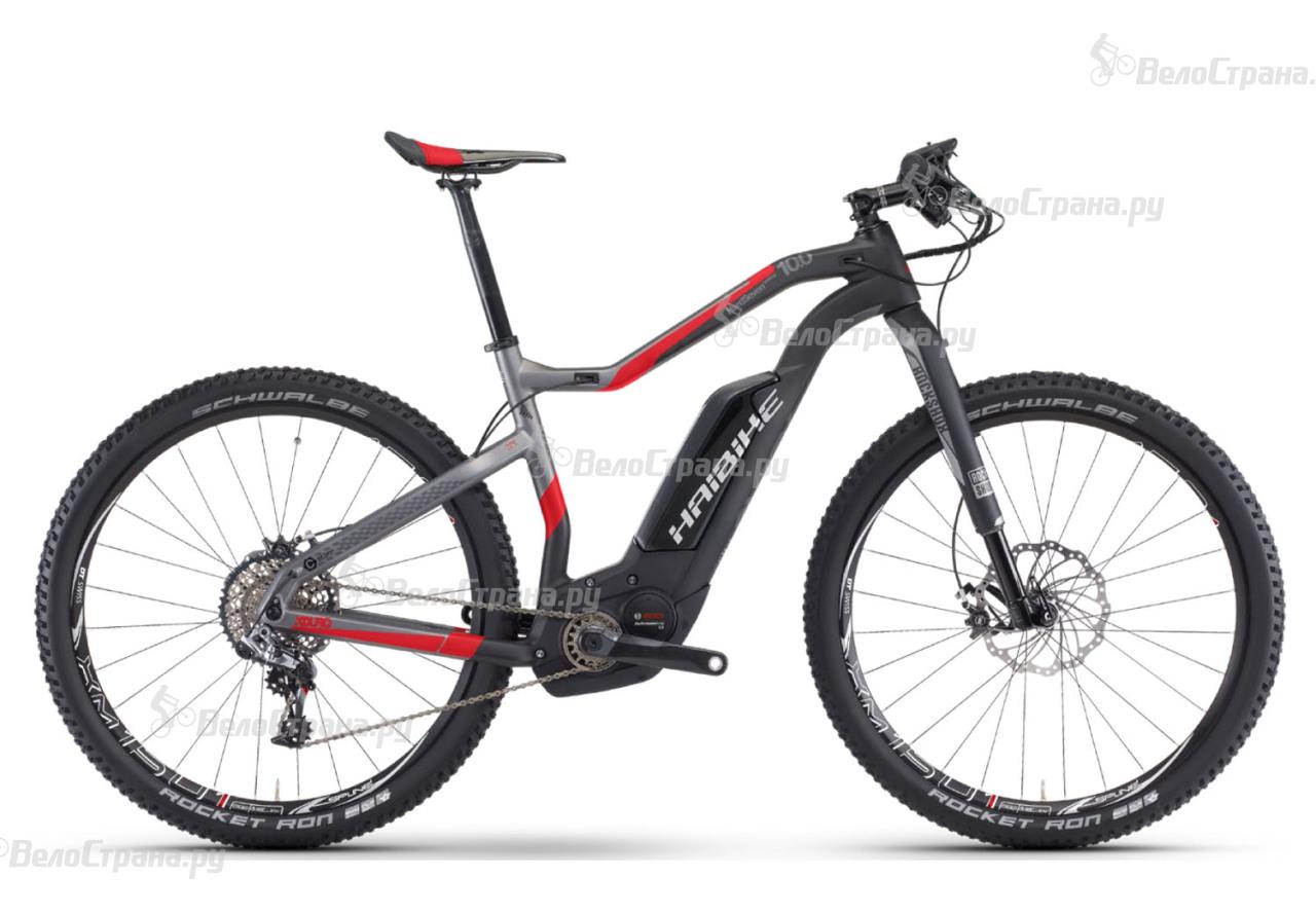 Велосипед Haibike Xduro HardSeven Carbon 10.0 (2017)