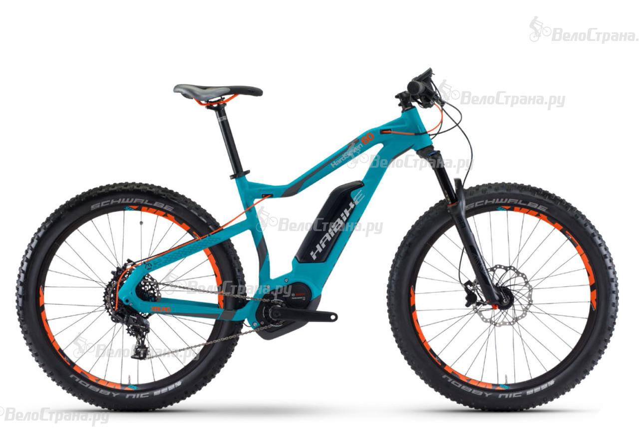Велосипед Haibike Xduro HardSeven 6.0 (2017)