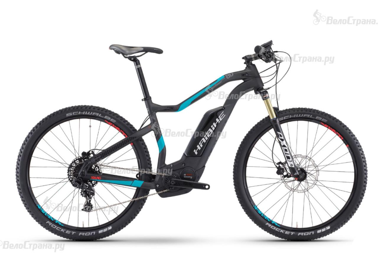 Велосипед Haibike Xduro HardSeven Carbon 8.0 (2017)