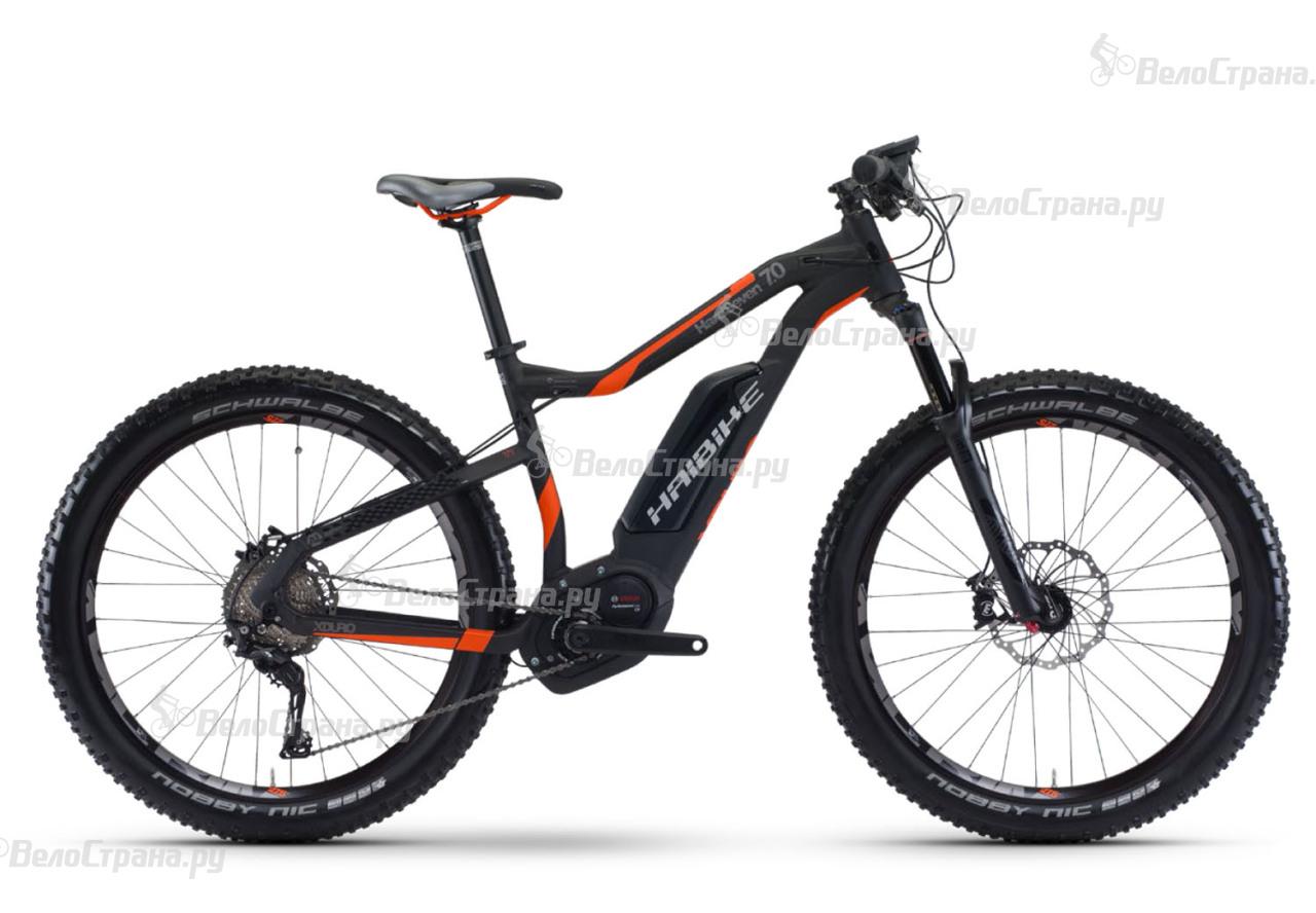 Велосипед Haibike Xduro HardSeven 7.0 (2017)