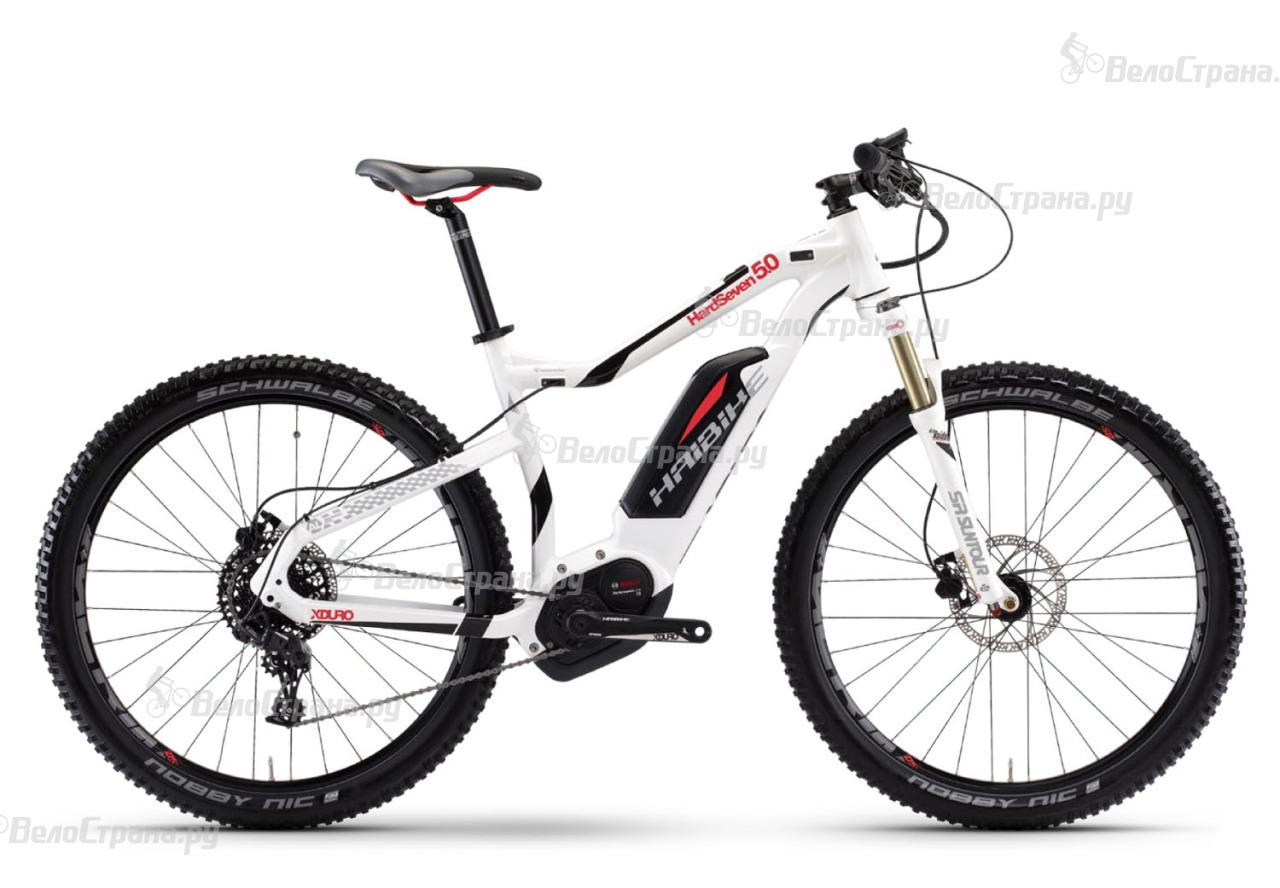 Велосипед Haibike Xduro HardSeven 5.0 (2017)