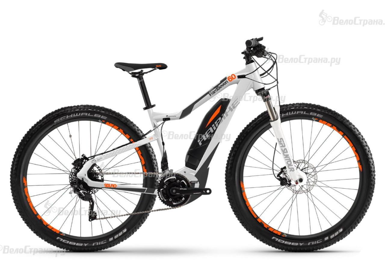 Велосипед Haibike Sduro HardSeven 6.0 (2017)