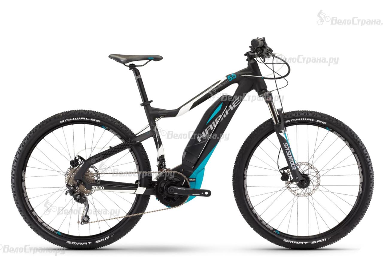Велосипед Haibike Sduro HardSeven 5.5 (2017)