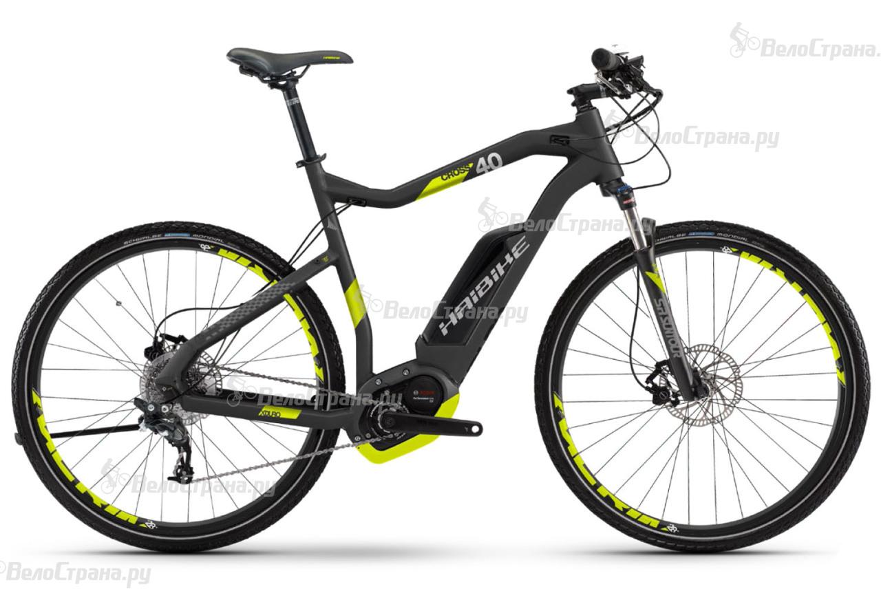 Велосипед Haibike Xduro Cross 4.0 (2017)