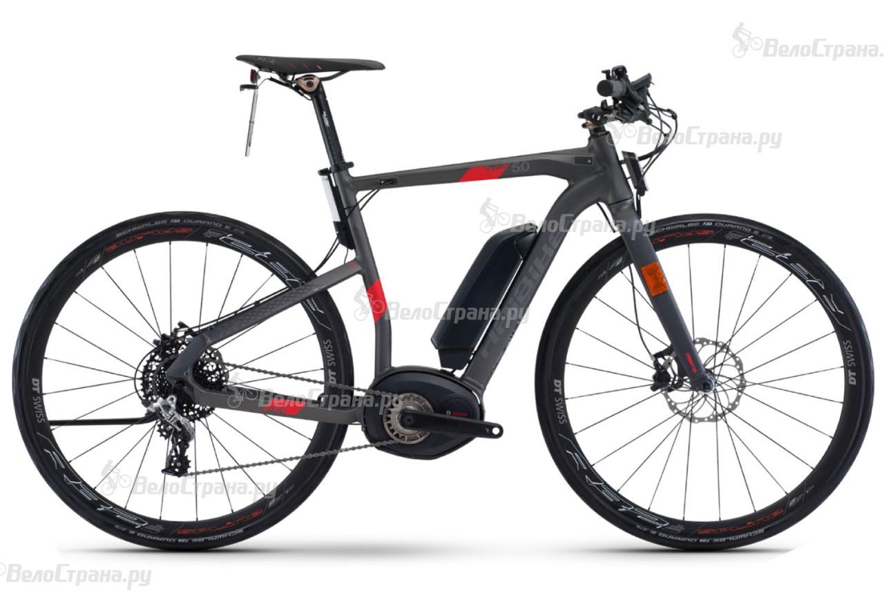 Велосипед Haibike Xduro Urban S 5.0 (2017)