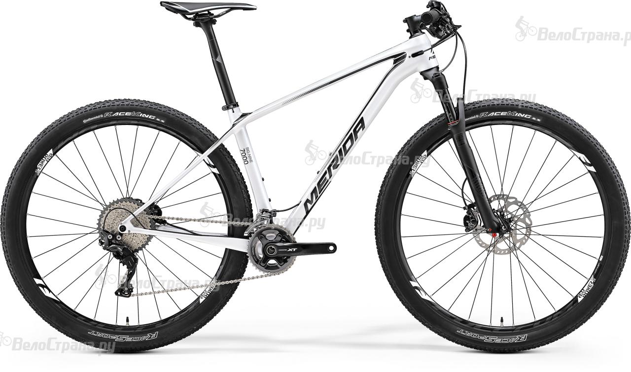 Велосипед Merida Big.Nine 7000 (2017)