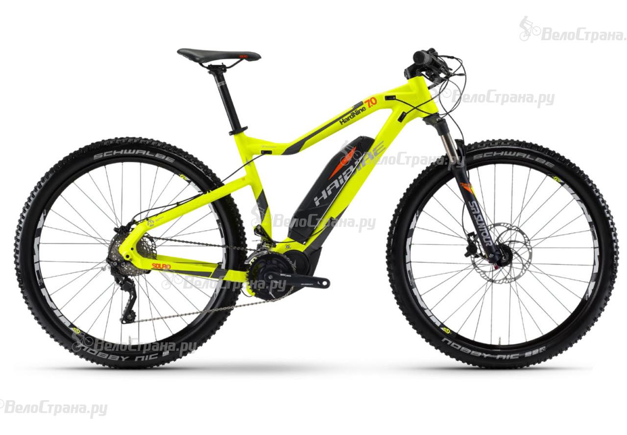 Велосипед Haibike Sduro HardNine 7.0 (2017)