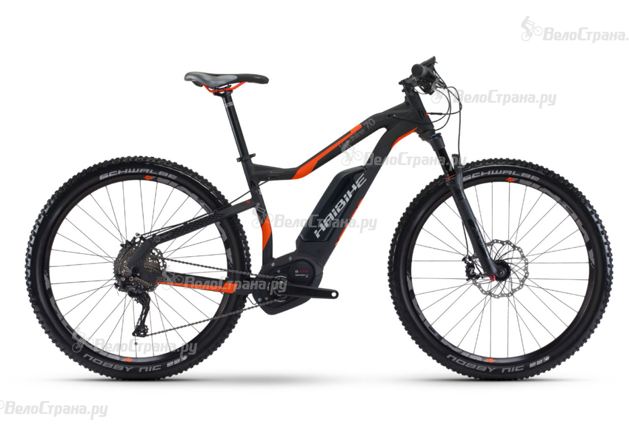 Велосипед Haibike Xduro HardNine 7.0 (2017)