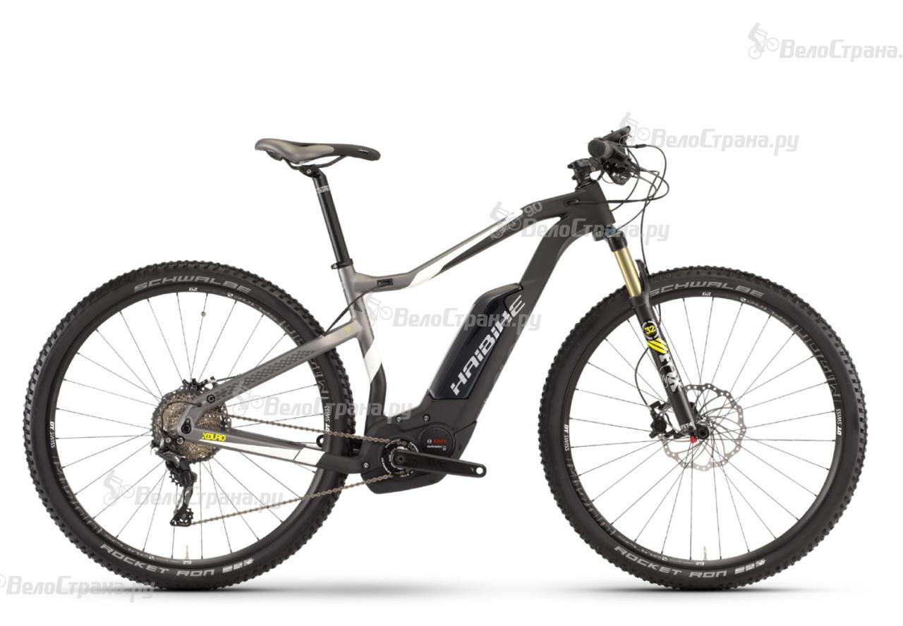 Велосипед Haibike Xduro HardNine Carbon 9.0 (2017)
