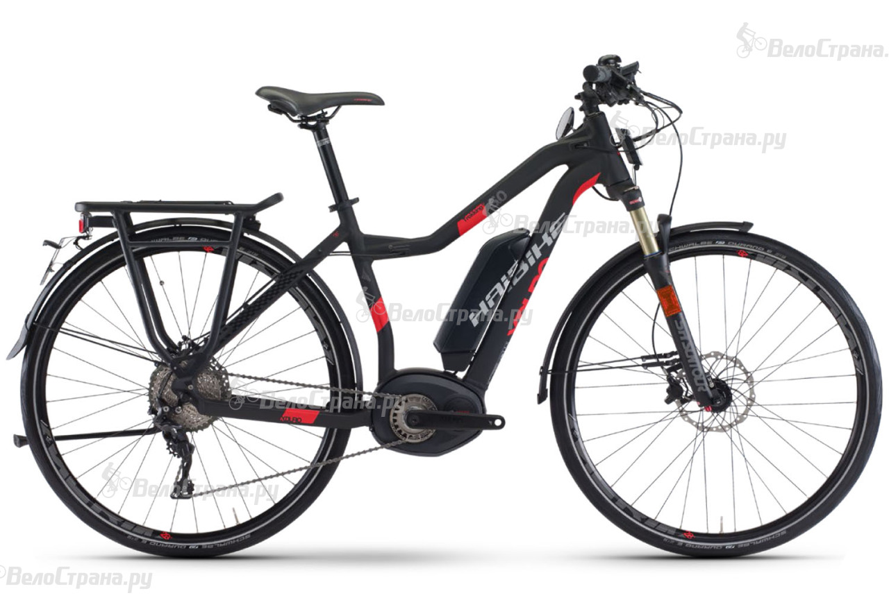 Велосипед Haibike Xduro Trekking S 5.0 (2017)