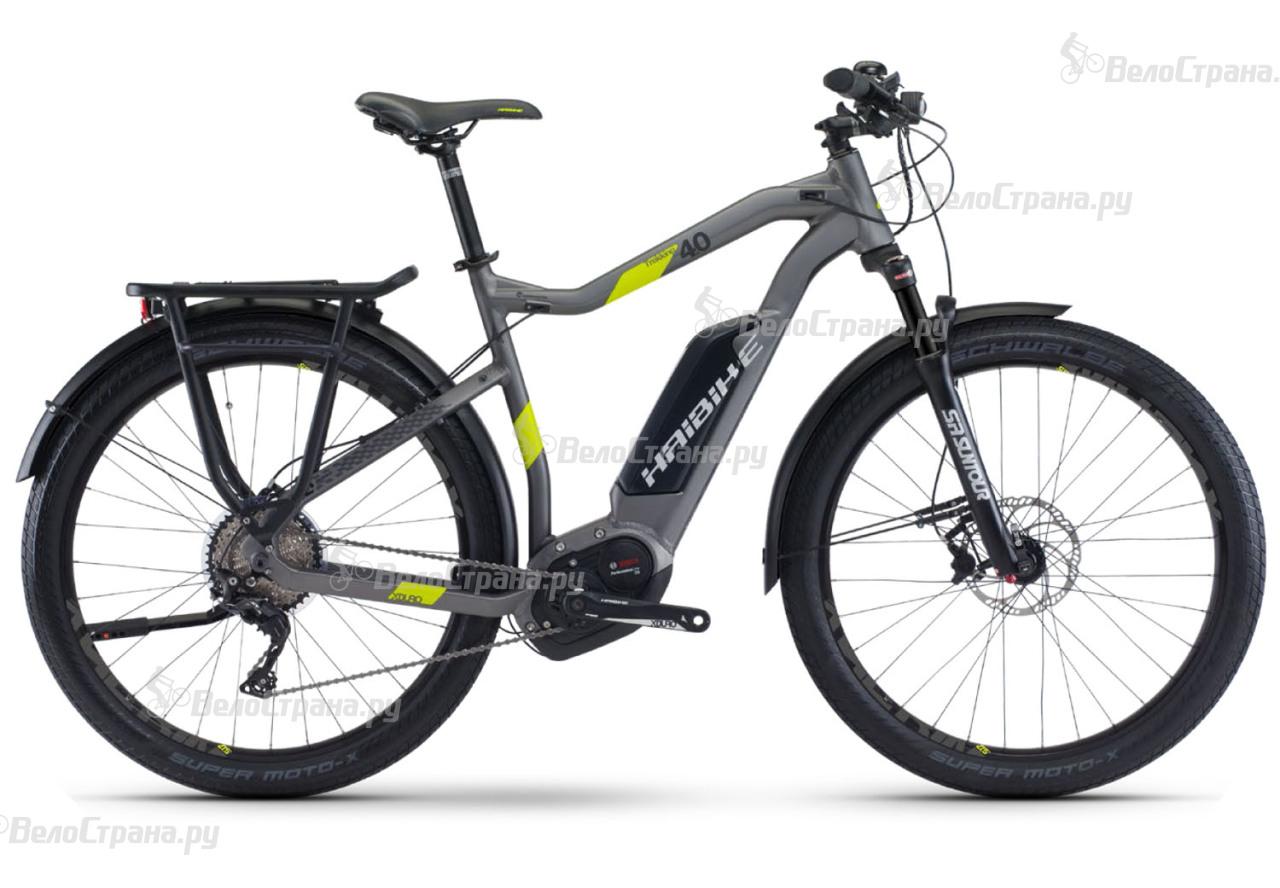 Велосипед Haibike Xduro Trekking 4.0 (2017)