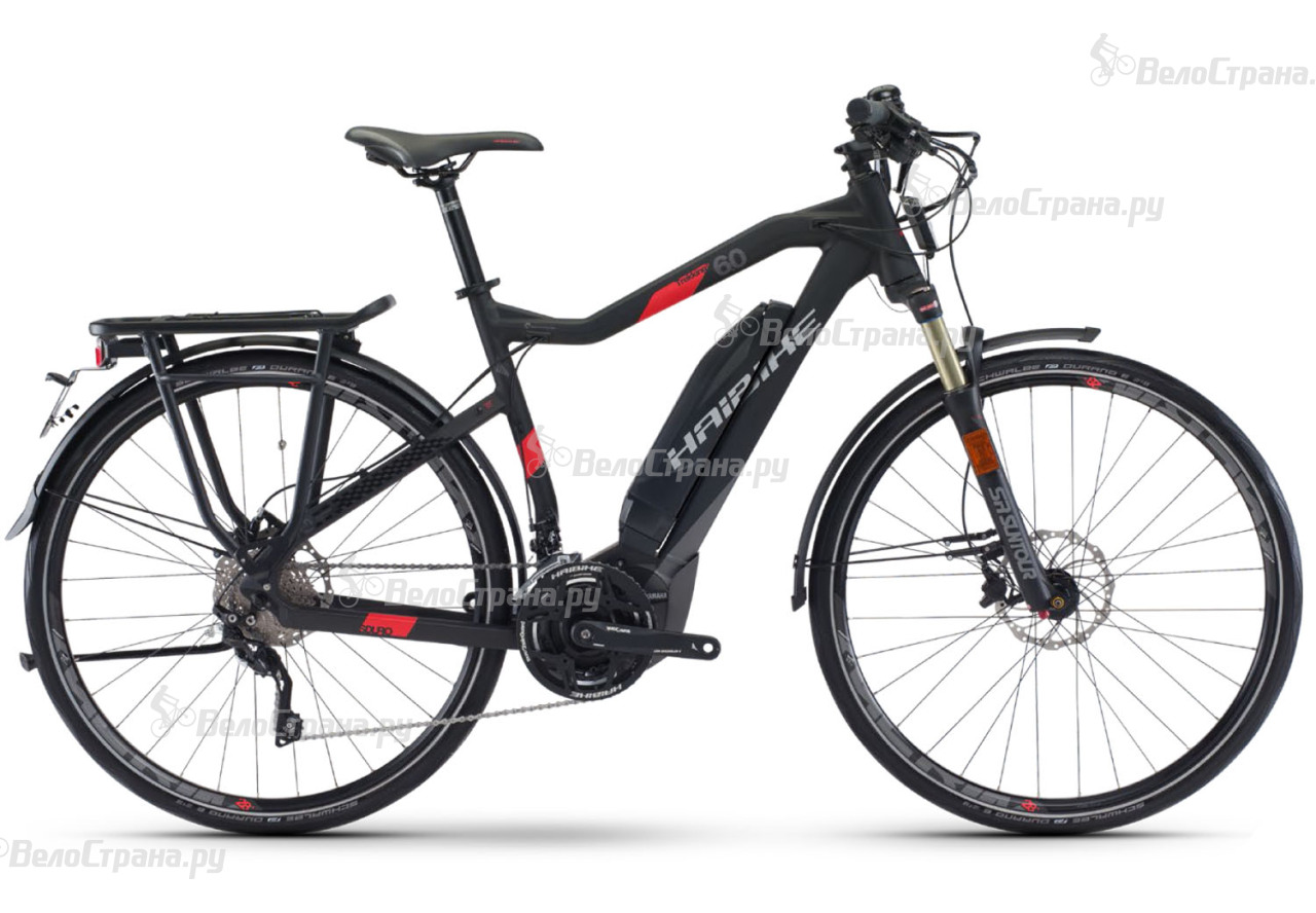 Велосипед Haibike Sduro Trekking S 6.0 (2017)