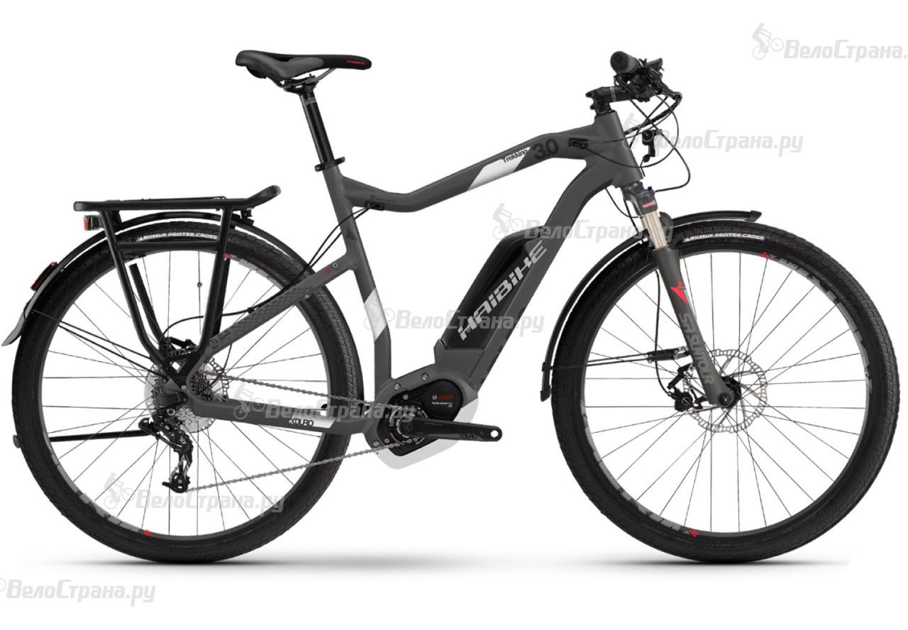 Велосипед Haibike Xduro Trekking 3.0 (2017)