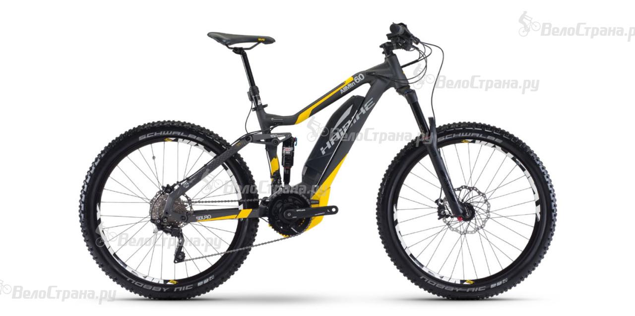 Велосипед Haibike Sduro AllMtn 6.0 (2017)