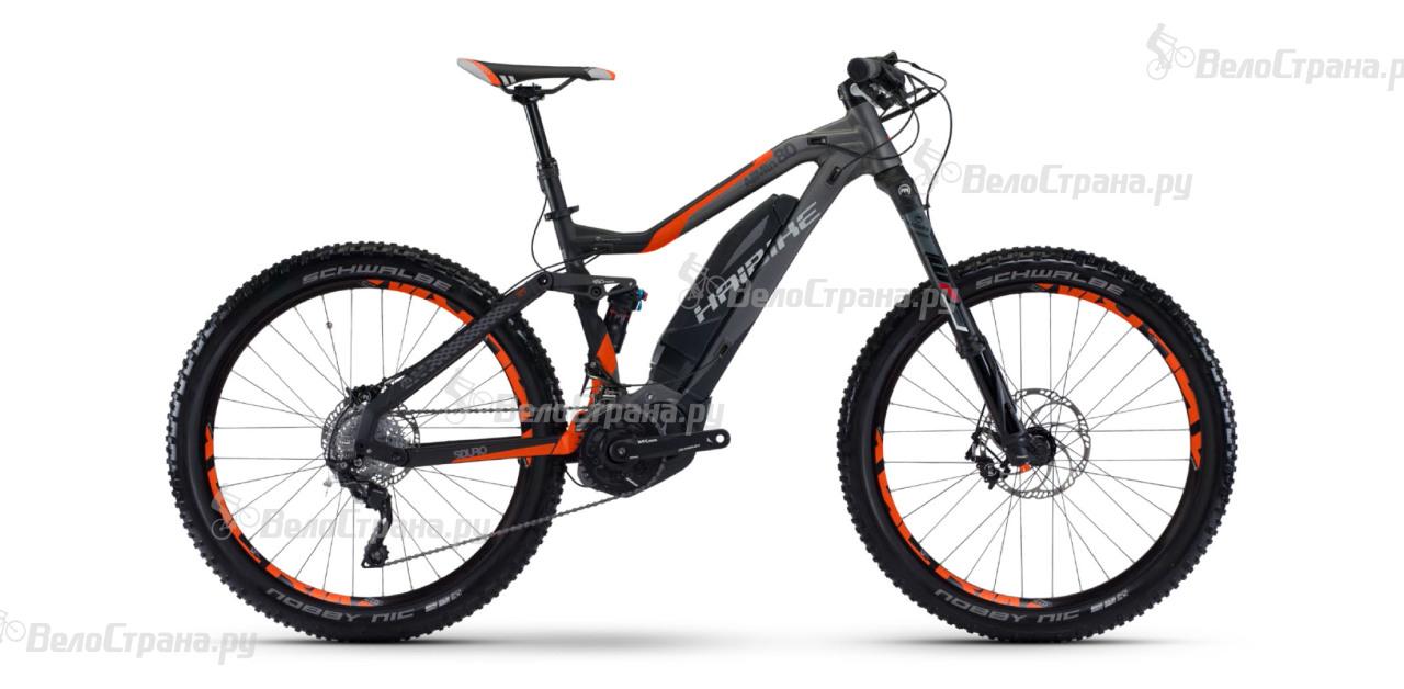 Велосипед Haibike Sduro AllMtn 8.0 (2017)