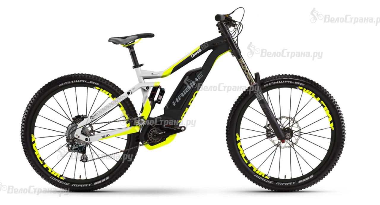 Велосипед Haibike Xduro Dwnhll 8.0 (2017)