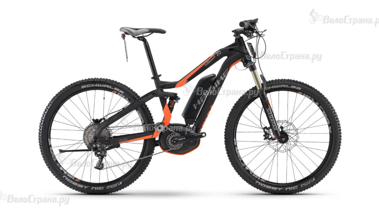 Велосипед Haibike Xduro FullSeven S 7.0 (2017)