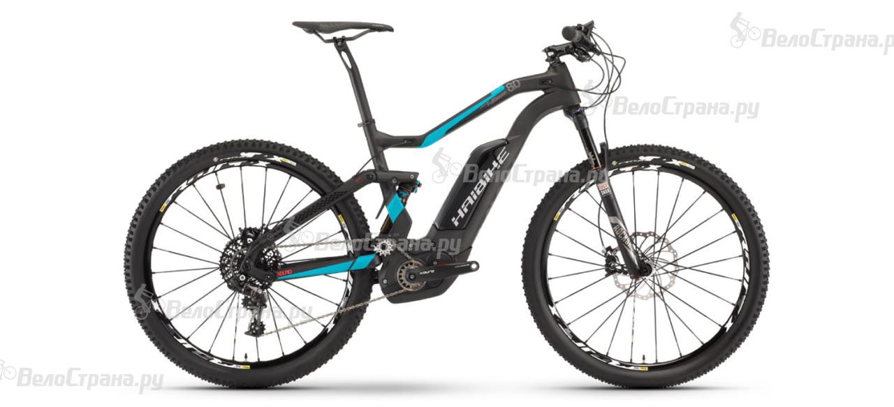 Велосипед Haibike Xduro FullSeven Carbon 8.0 (2017)