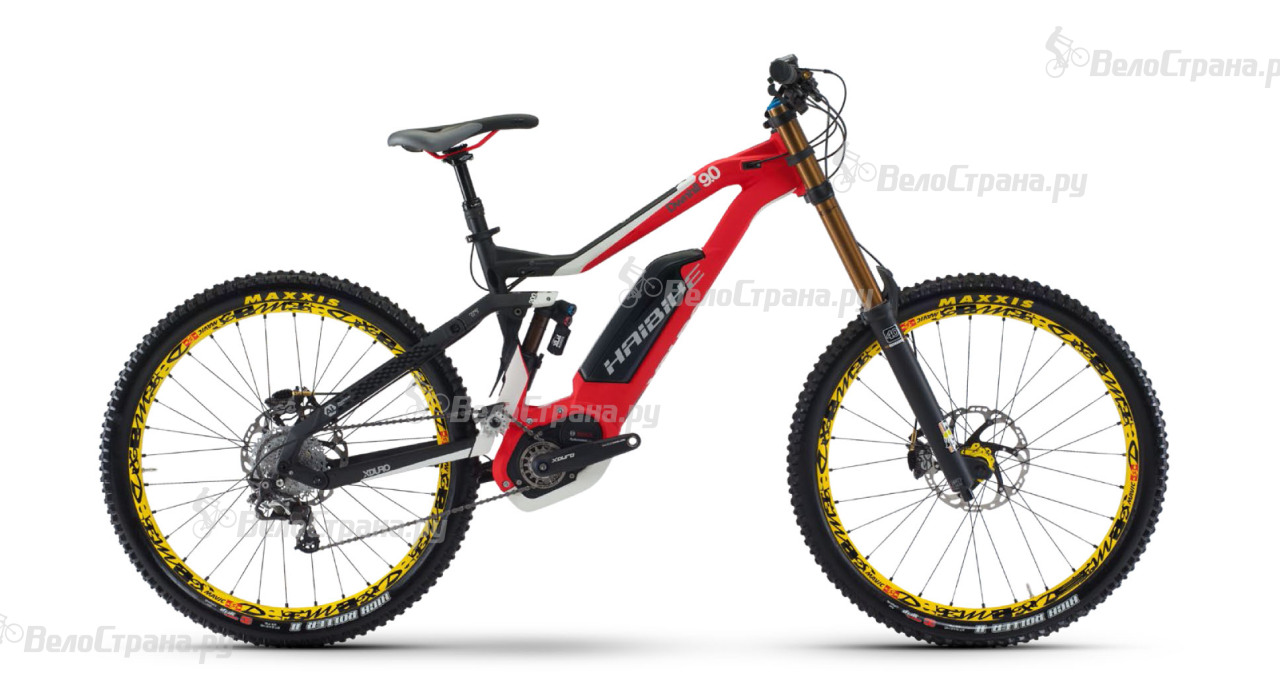 Велосипед Haibike Xduro Dwnhll 9.0 (2017)