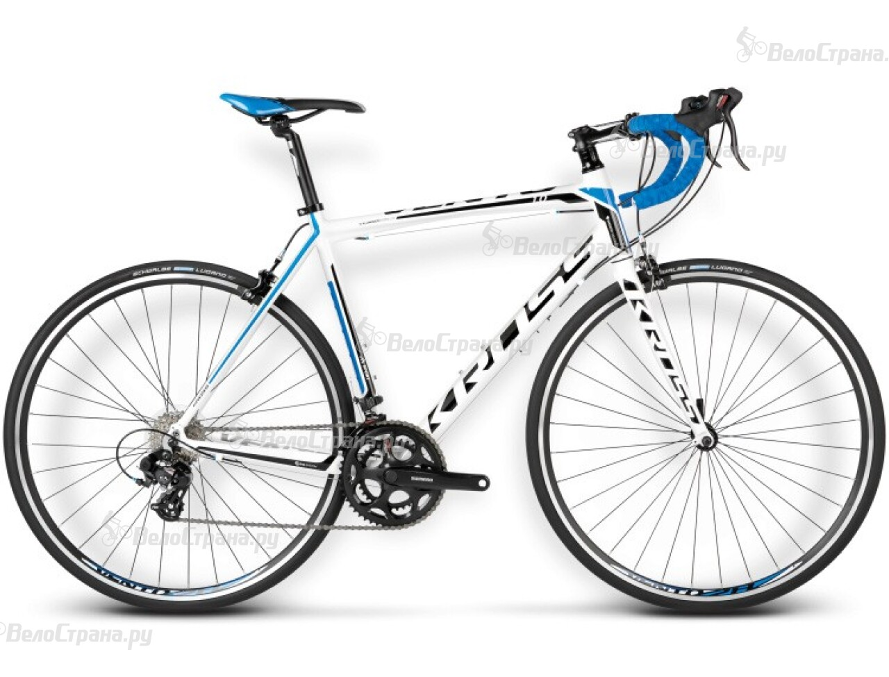 Велосипед Kross VENTO 1.0 (2016) vento master