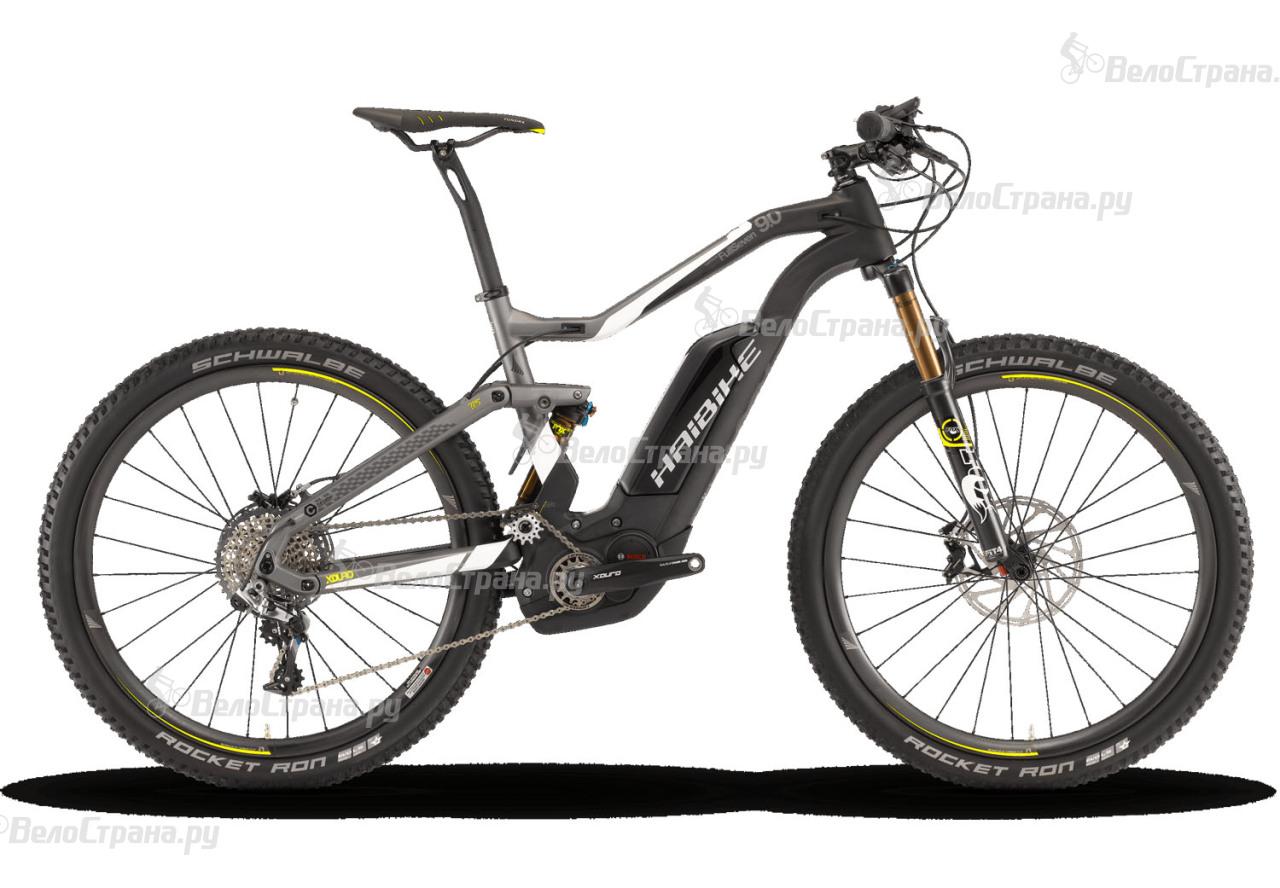 Велосипед Haibike Xduro FullSeven Carbon 9.0 (2017)
