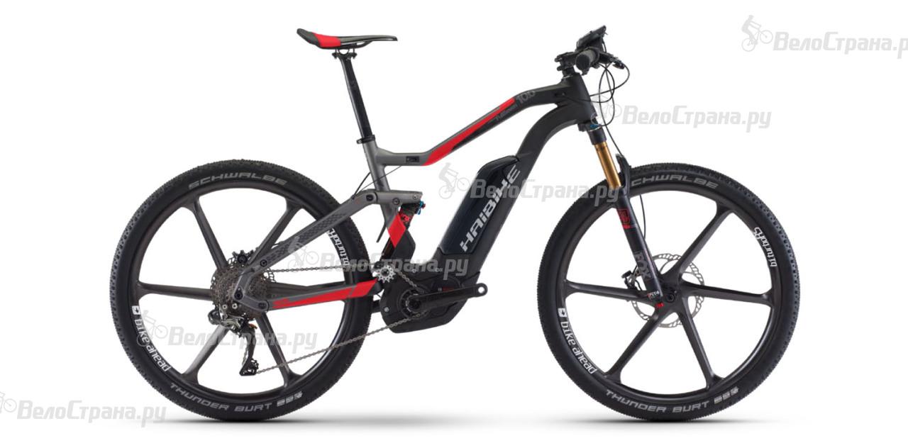 Велосипед Haibike Xduro FullSeven Carbon 10.0 (2017)