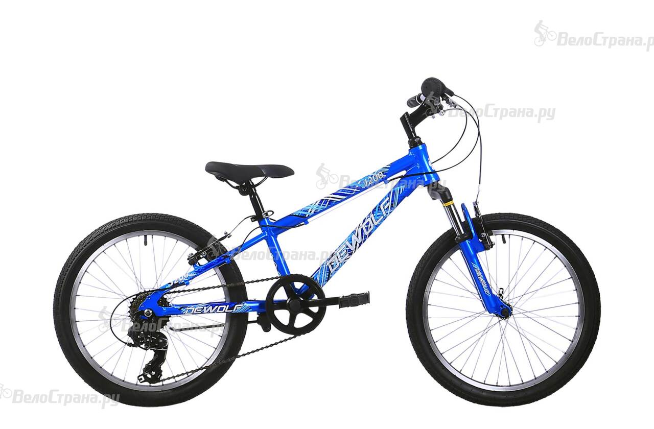 Велосипед Dewolf J200 Boy (2017)