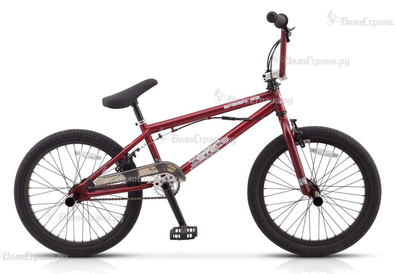 Велосипед Stels Saber S2 (2017) велосипед stels navigator 310 2016