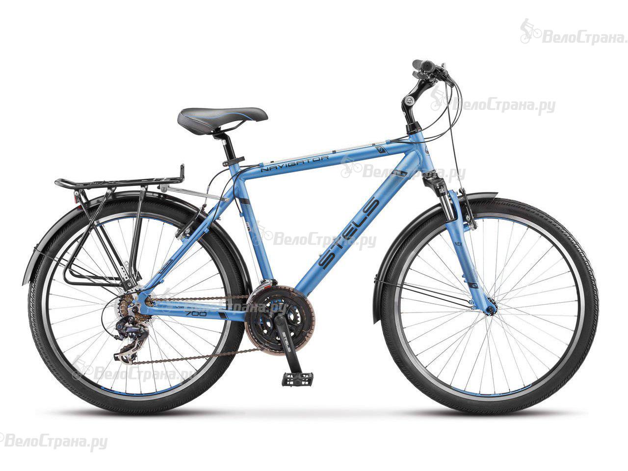 Велосипед Stels Navigator 700 (2016) велосипед stels navigator 700 2017