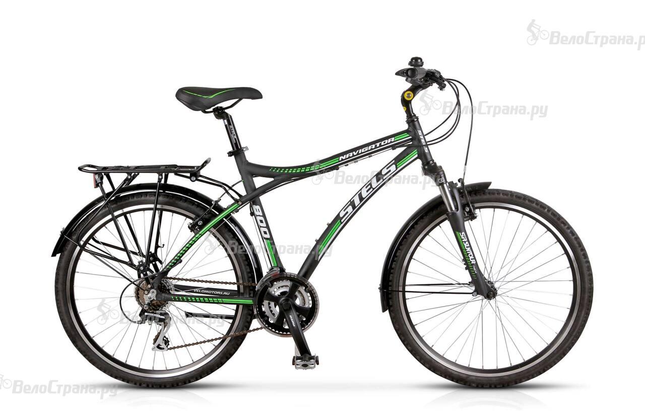 Велосипед Stels Navigator 800 (2017) велосипед stels navigator 150 3sp 2016