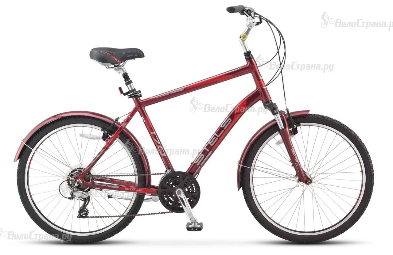 купить Велосипед Stels Navigator 170 Gent (2017) недорого