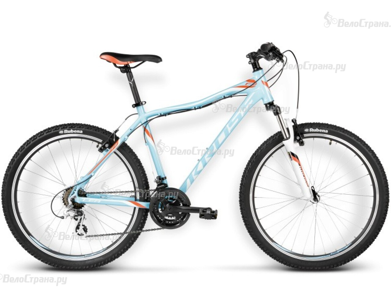 Велосипед Kross Lea F2 (2016)