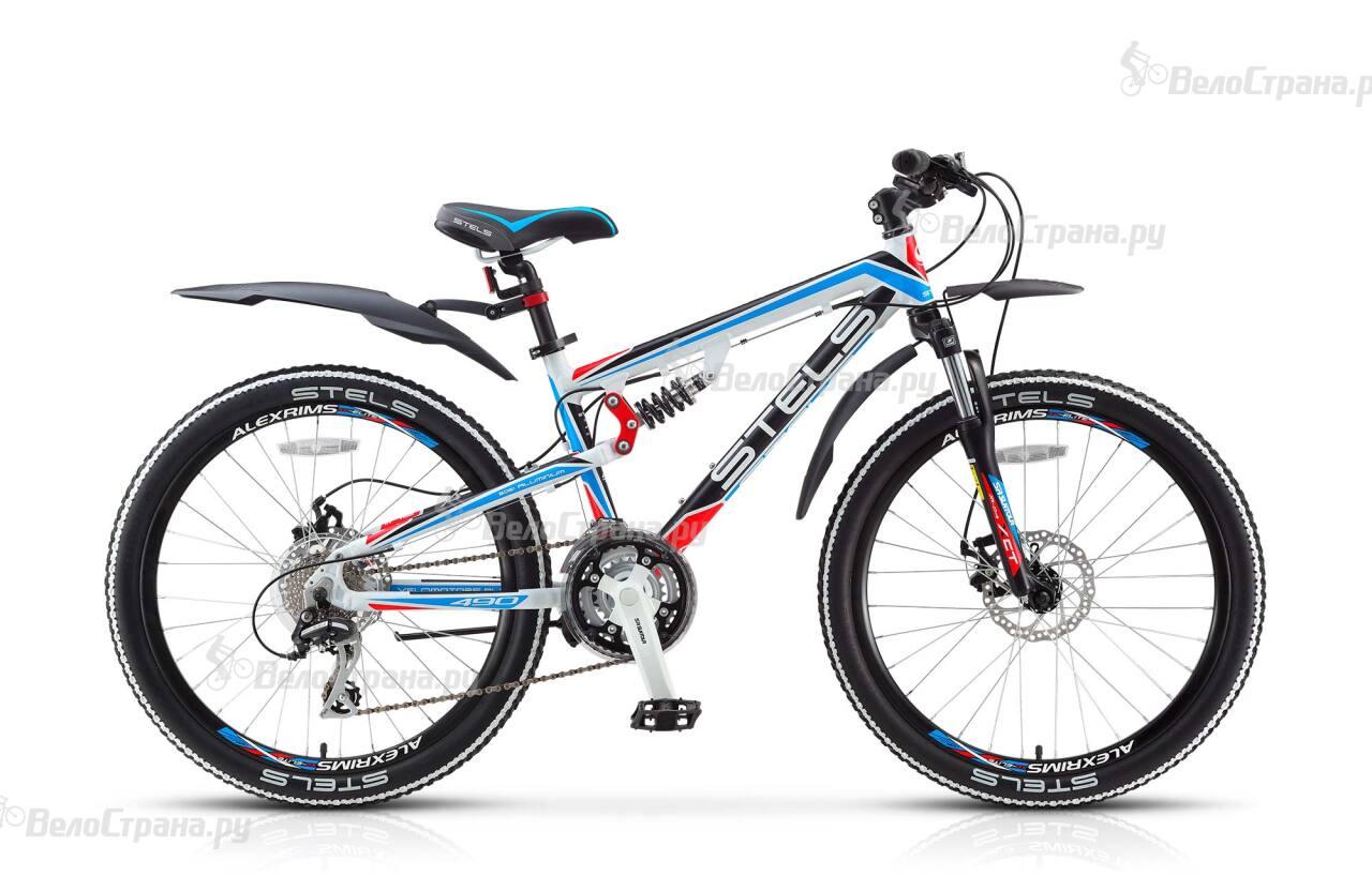 Велосипед Stels Navigator 490 MD (2017) велосипед stels voyager md 2015