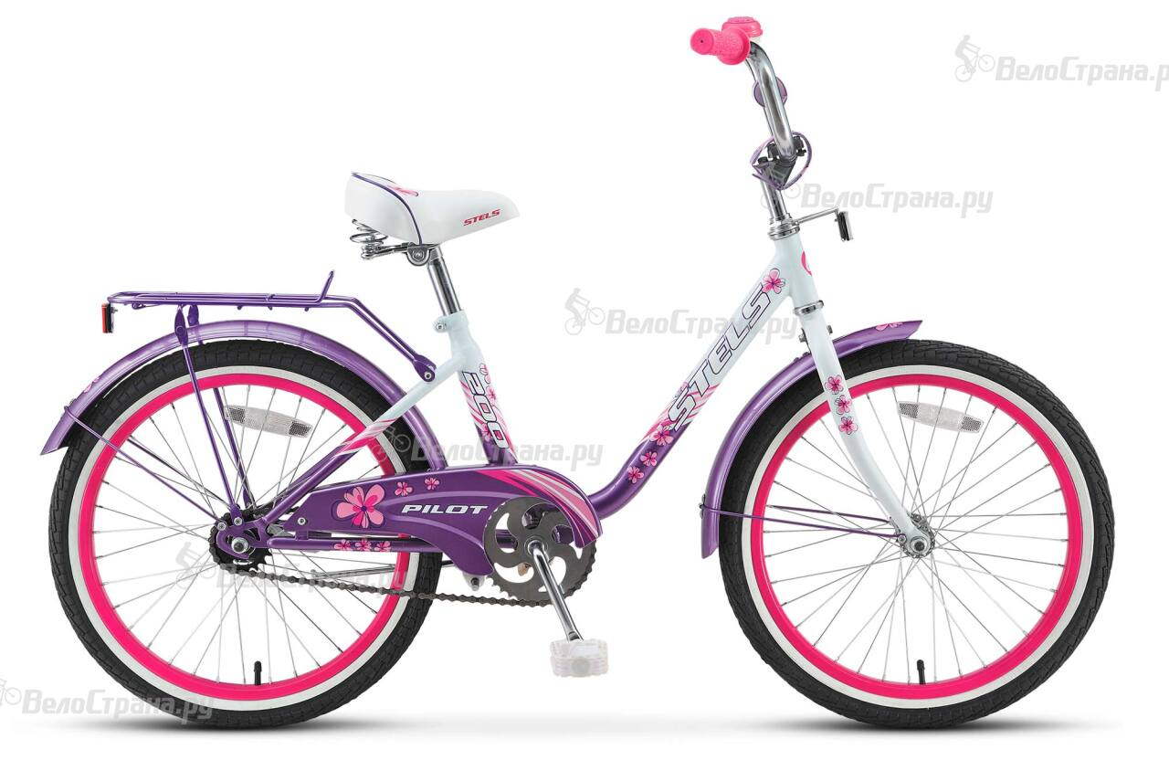 Велосипед Stels Pilot 200 Girl (2017) велосипед stels pilot 240 girl 3sp 2016