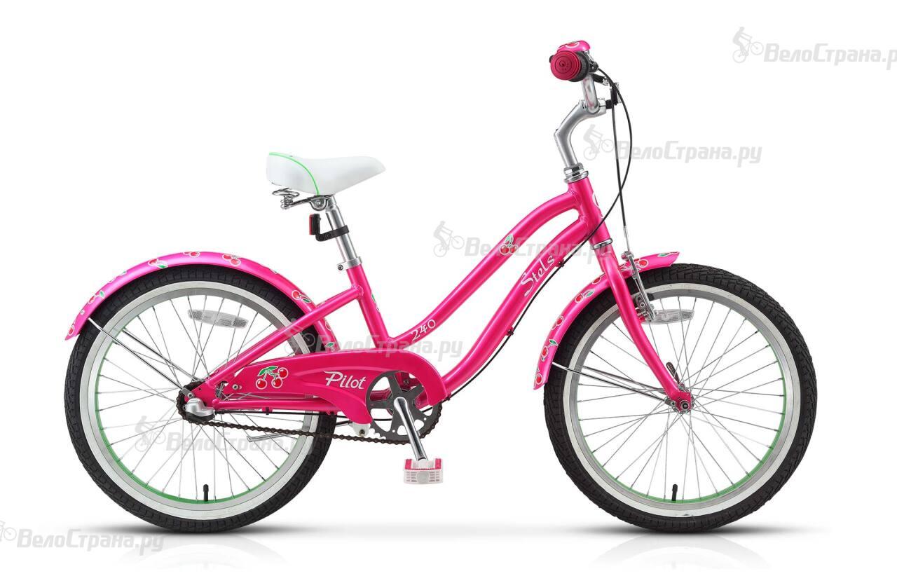 цены Велосипед Stels Pilot 240 Girl 3sp (2017)