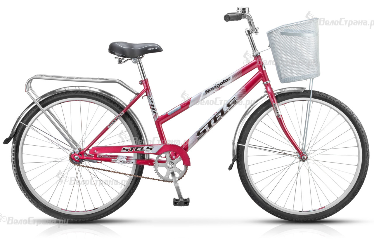 Велосипед Stels Navigator 210 Lady (2017) велосипед stels navigator 150 3sp lady 2016